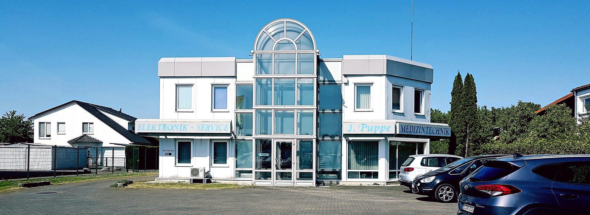 Jürgen Puppe GmbH Medizintechnik & Sanitätshaus